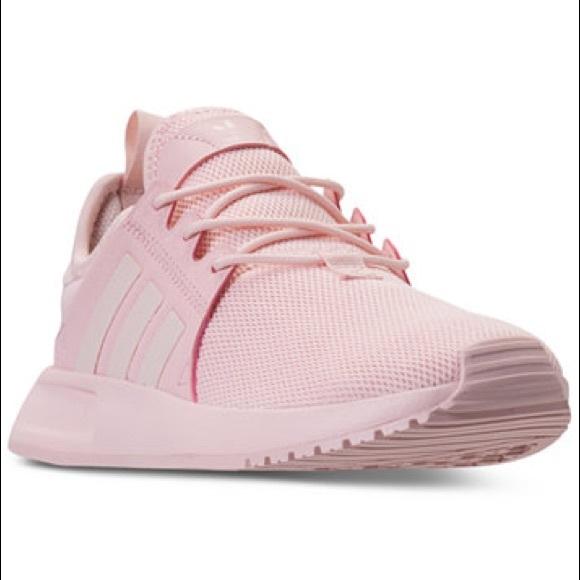 Nib Adidas Baby Pink Sneakers